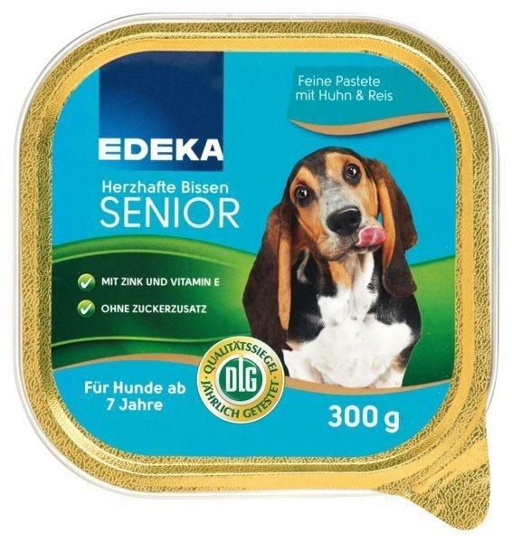 ED Karma dla Psa Senior od 7 roku Witamny 300g