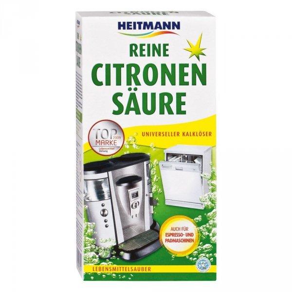 HEITMANN odkamieniacz z kwasem cytrynowym DE