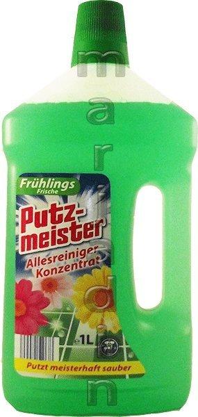 Putz Meister Niemiecki płyn do Podłóg Wiosenny 1L