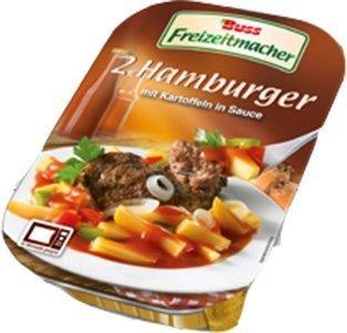 Buss gotowe danie 2 Hamburgery z ziemniakami w Sosie