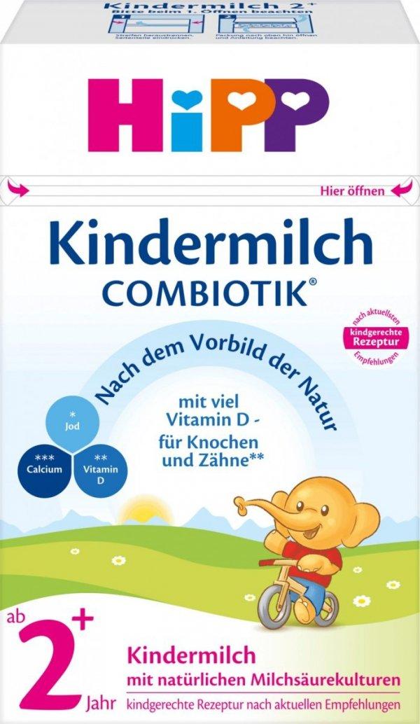 hipp-kinder-combiotik-600g-mleko-junior-2+-niemieckie