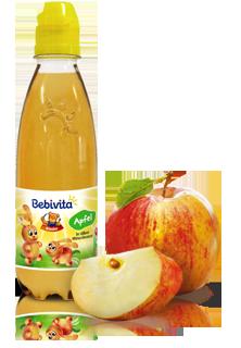 Bebivita soczek jabłkowy od 12m. 300 ml