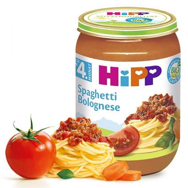 hipp-spaghetti-bolognese-makaron--zmiesiem-dla-dzieci-od-4-miesiaca