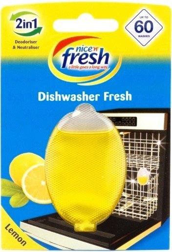 Nice`N`Fresh zapach do zmywarki Lemon UK