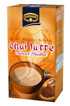 Kruger Chai Latte herbata z mlekiem i czekoladą