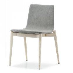 Malmo 391 Krzesło Tapicerowane Pedrali