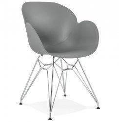 Krzesło Testa szare Kokoon Design