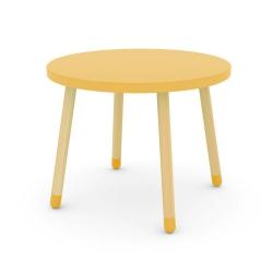 Stolik dziecięcy Flexa Play żółty
