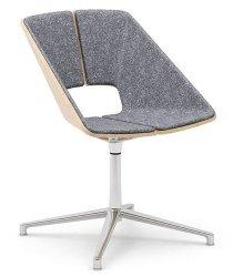 INFINITI  krzesło obrotowe HUG aluminum base