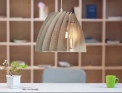 Nowoczesna lampa Etna Woolights