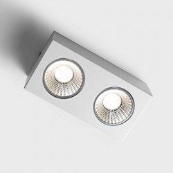 Oprawa sufitowa FLASS 2 – biały LED