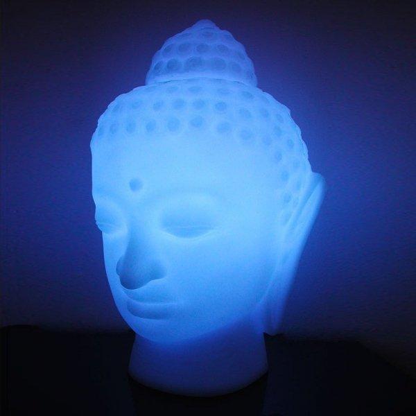 Buddha lampka Slide