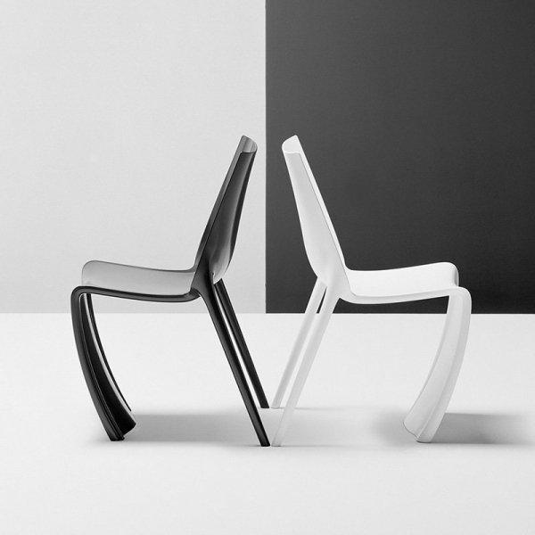 Idealne krzesła na imprezy, wesela wykonane z nylonu