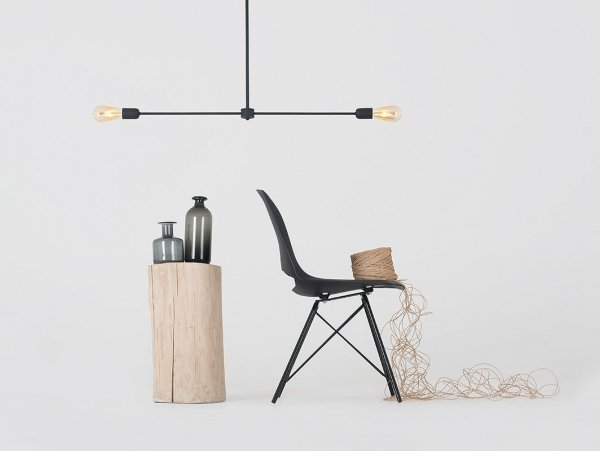 minimalistyczny styl w oświetleniu
