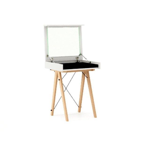 Designerska mini toaletka w skandynawskim stylu Minko