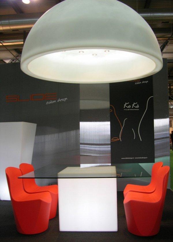 Cupole Slide Lampa Wisząca Ø 120 h 60