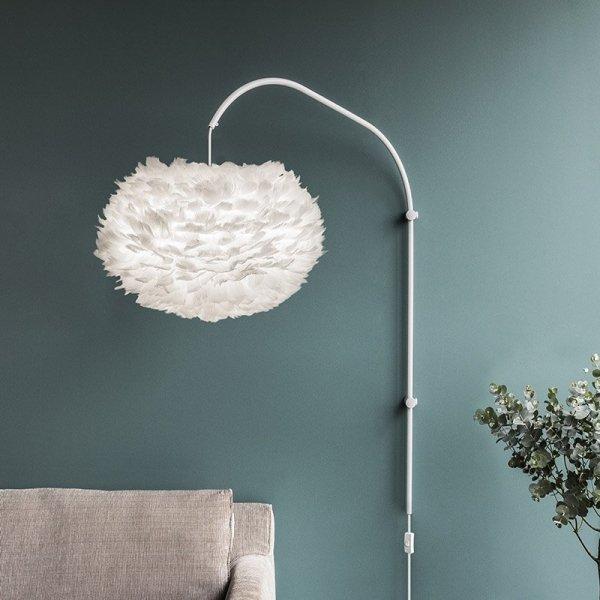 Nowoczesna lampa ścienna do stylowych wnętrz Vita Copenhagen