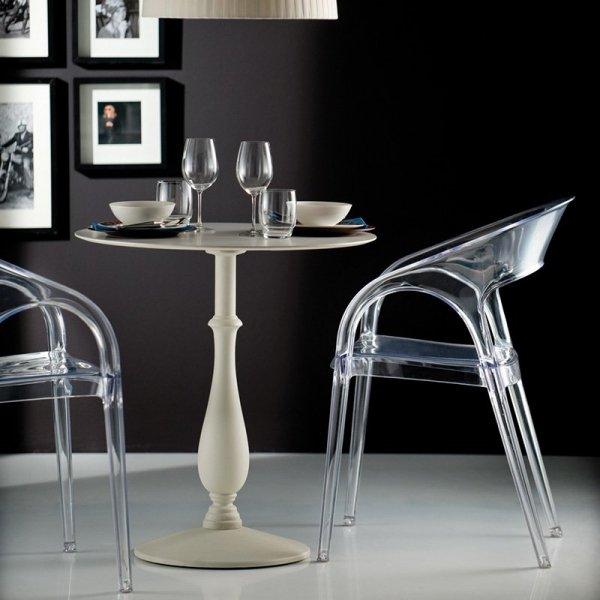 Krzesło Gossip 620 Pedrali  do stylowych pomieszczeń