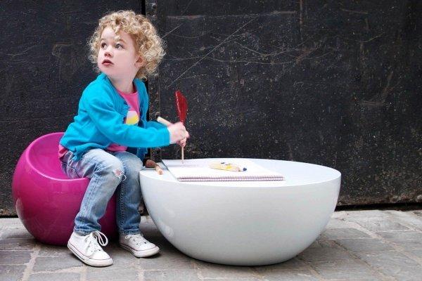 Baby Ball Chair XLBOOM Biały