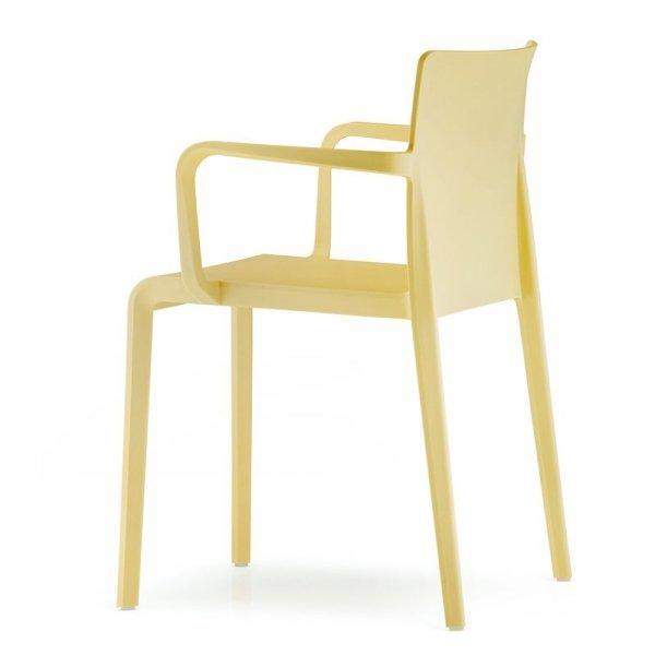 Krzesło Volt 675 Pedrali żółte