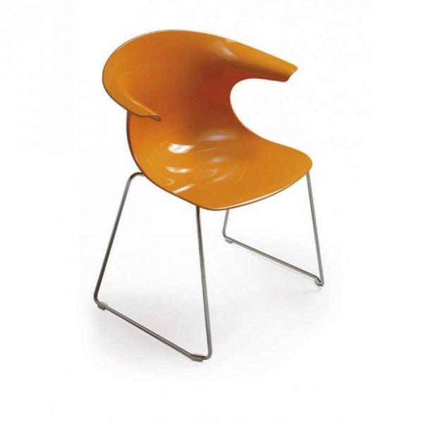 Nowoczesne krzesło Loop 3d sledge Infiniti