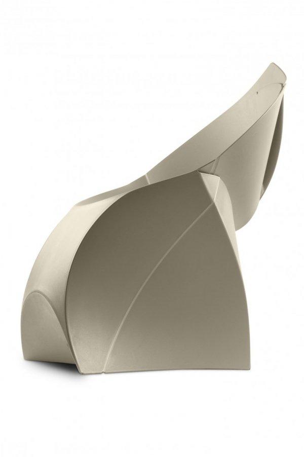 krzesło flux w kolorze jasnoszarym pebble gre