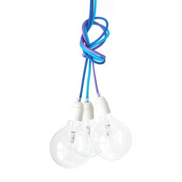 Cable THREE Lampa Potrójna CablePower