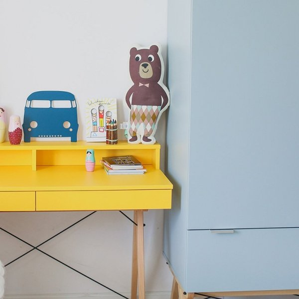 Piękne kolorowe meble marki Minko