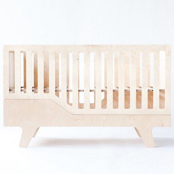 Piękna unikalna forma łóżeczka dziecięcego Dream Nuki