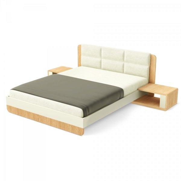 Łóżko do sypialni 140cm First Timoore