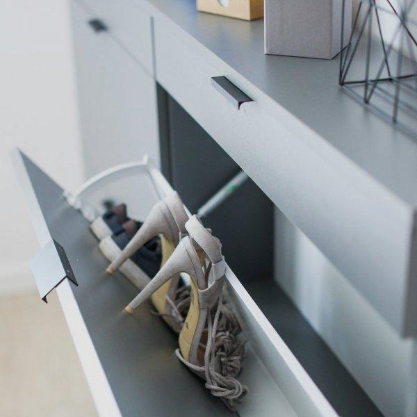 Pojemna szafka na buty Minko Basic