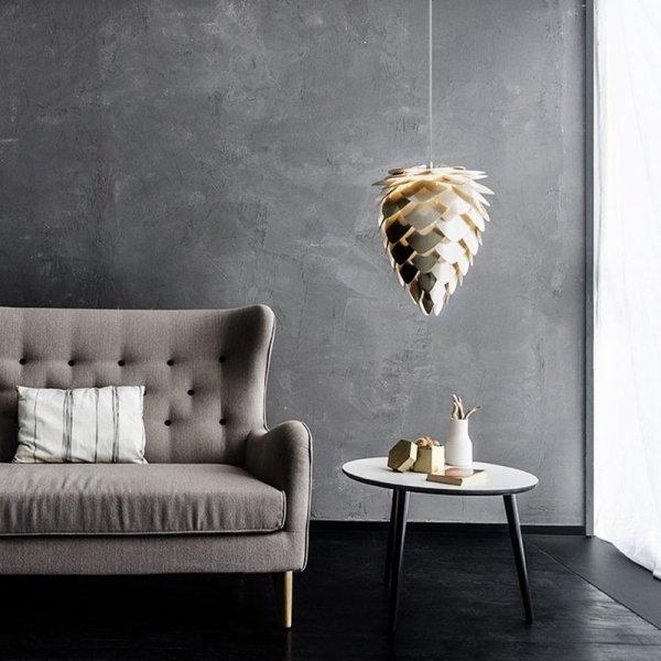 Piękne lampy do wnętrz w stylu skandynawskim