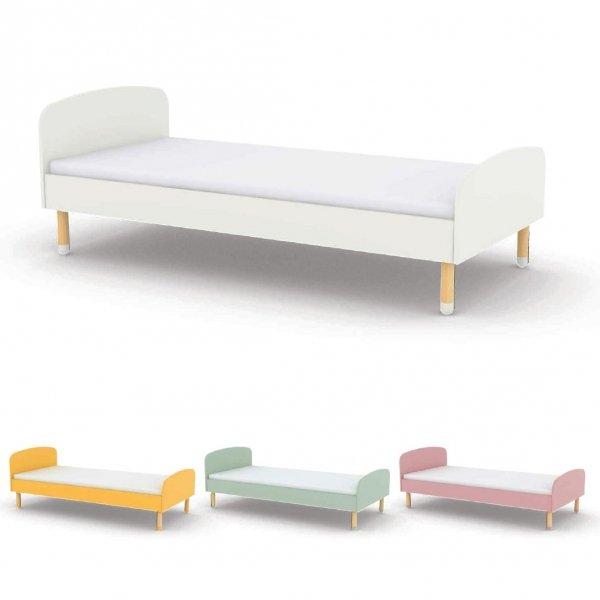 Łóżko dziecięce Flexa Play białe 190cm