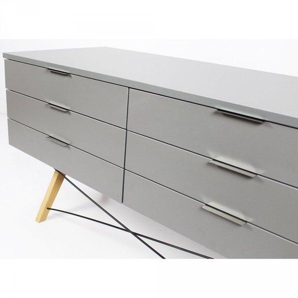 Komoda do stylowych wnętrz Minko Sideboard Double