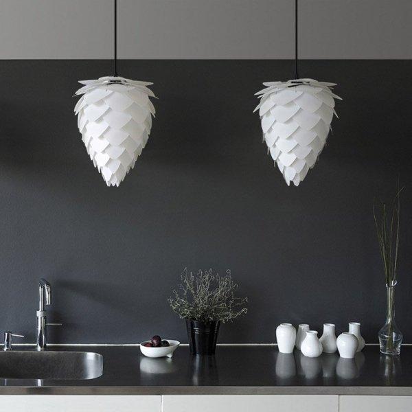 Piękna lampa Conia Mini będzie idealnym oświetleniem do kuchni, jadalni czy sypialni