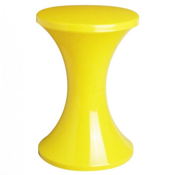 Designerski Stołek Tam Tam Pop Bananowy