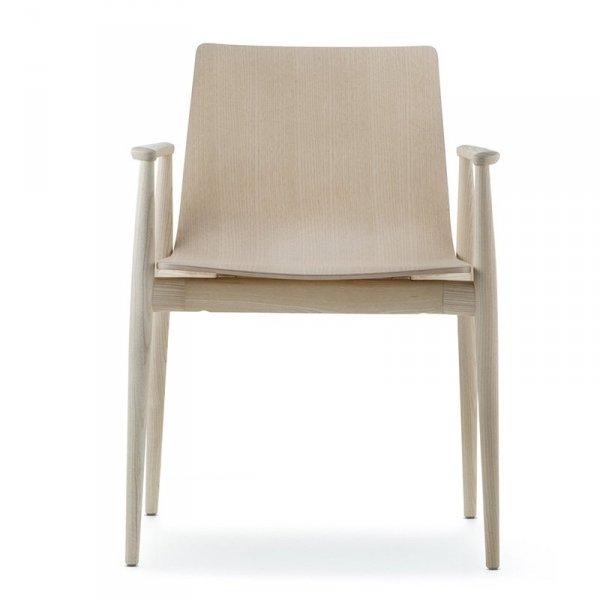 Stylowe krzesła do salonu Pedrali