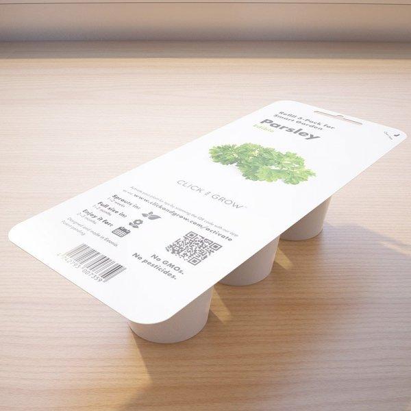 Click and Grow kapsułki roślinne do doniczek Smart Garden