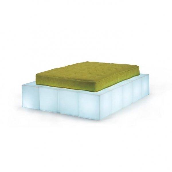 Dream sofa z wbudowanym oświetleniem Slide