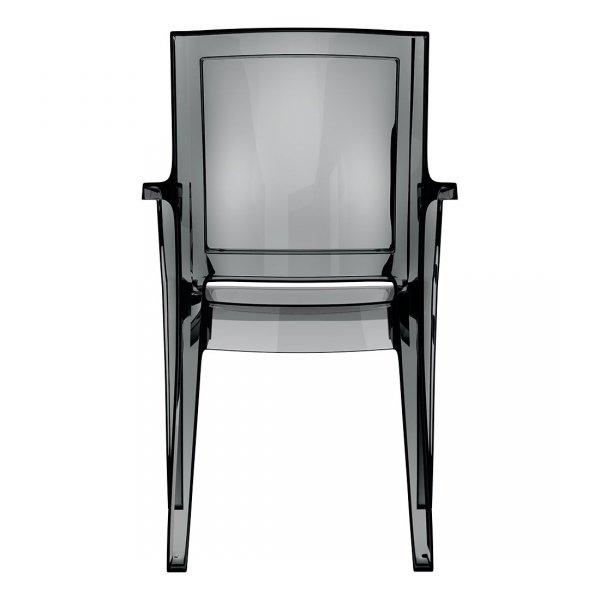 Krzesło Arthur to bardzo komfortowy model gwarantujący możliwość wygodnego, długiego siedzenia.
