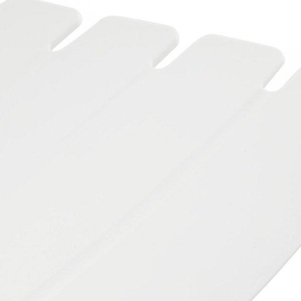 Stołek barowy Reny biały