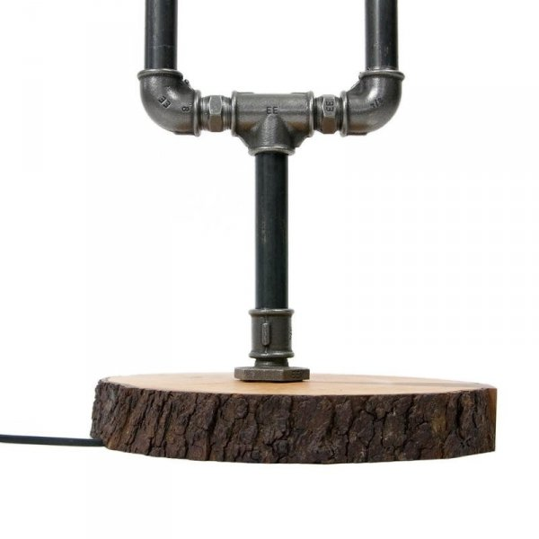Designerska lampa stojąca z rurek LGH0020 Gie El