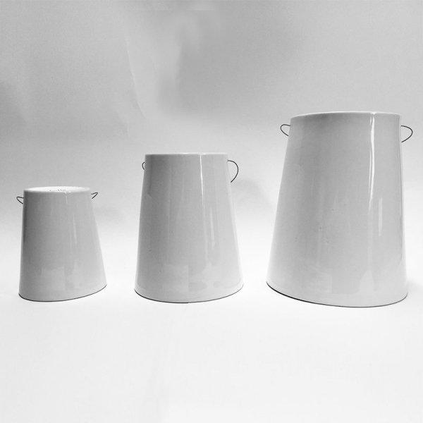 Stylowe, funkcjonalne i bardzo eleganckie doniczki Boskke Sky Planter ceramiczne