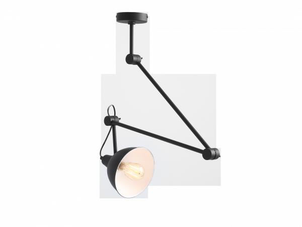 Lampa wisząca COBEN SUSPENSION – czarny