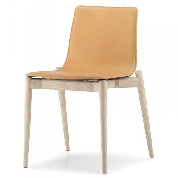 Nowoczesne krzesło w stylu skandynawski Malmo 392 Pedrali