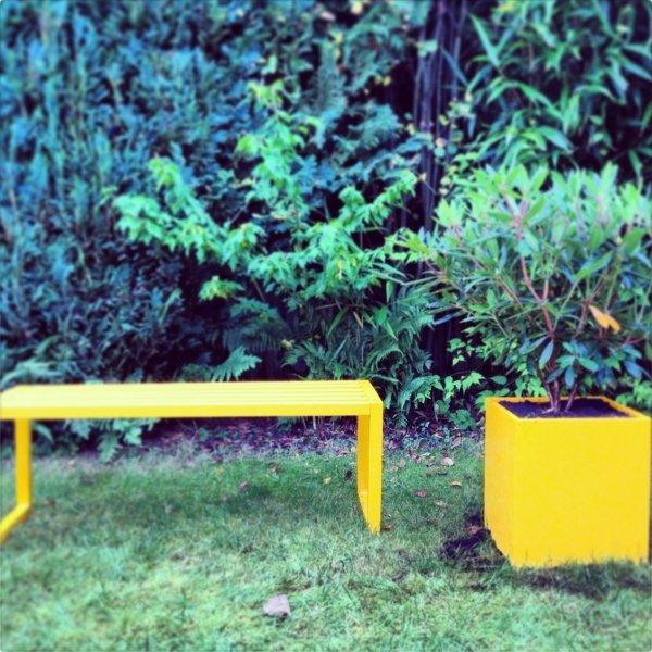 Designerskie donice do wnętrz i ogrodów