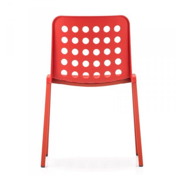 Lekkie krzesła do jadalni Pedrali