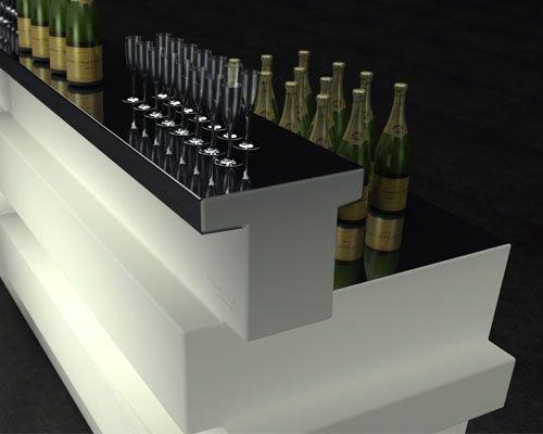 Tetris Bar Modułowy TTS_BI Pedrali
