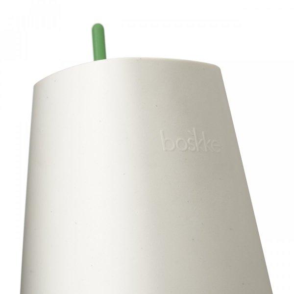 Boskke Sky Planter wisząca doniczka Recycled Small Biała
