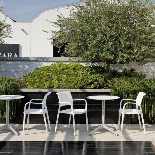 Designerskie krzesła Pedrali Ara 315